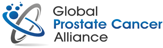 Global Prostate Cancer Alliance Sticky Logo